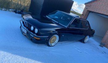 BMW 5-serie E28 E28 3,5 full
