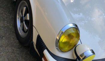 Porsche 911 G-serie 3,2 Carrera Targa full