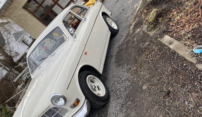 Volvo Amazon B18 full