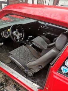 Chevrolet Øvrige Nova V8 Aut full