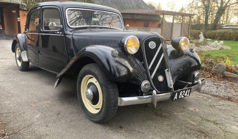 Citroën 11 11b traction avant full