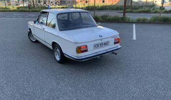 BMW 1800 1802 full