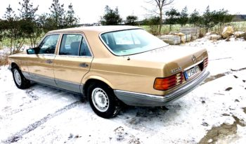 Mercedes-Benz S-Klasse (W126) 280SE full