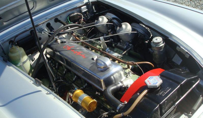 Austin-Healey 3000 MKIII BJ8 overdrive full