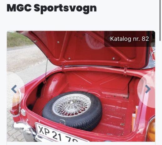 MG MGC MGC full