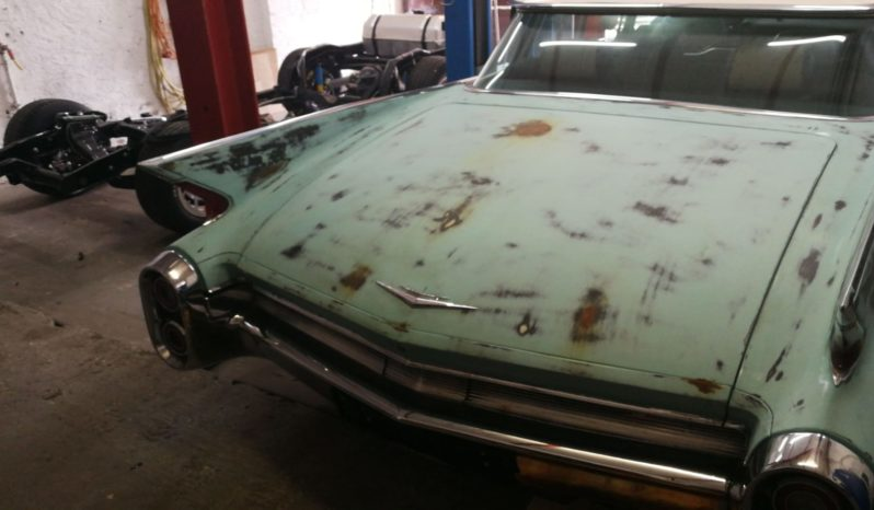 Cadillac DeVille Flattop full