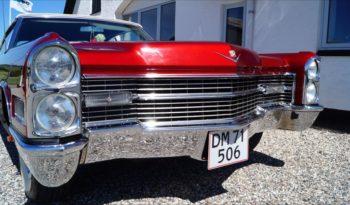 Cadillac DeVille cabriolet full
