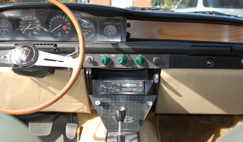 Rover 3500 P6 full