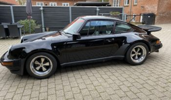 Porsche 911 930 3.0 turbo full