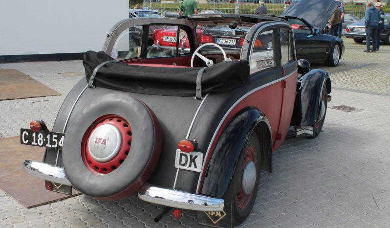 DKW F8-700 IFA F8 Cabriolimousine full