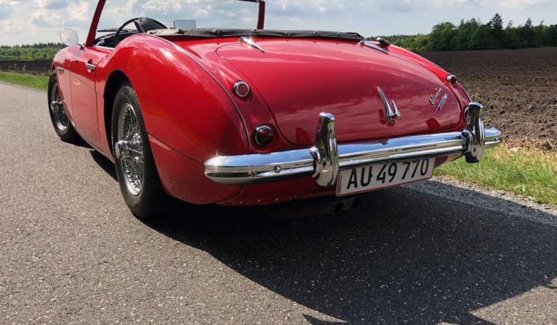 Austin-Healey 3000 2+2 BT7 MK1 full