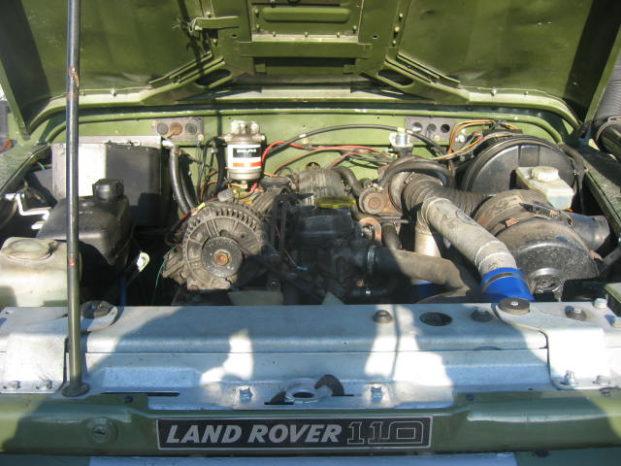 Land Rover Defender One Ten full