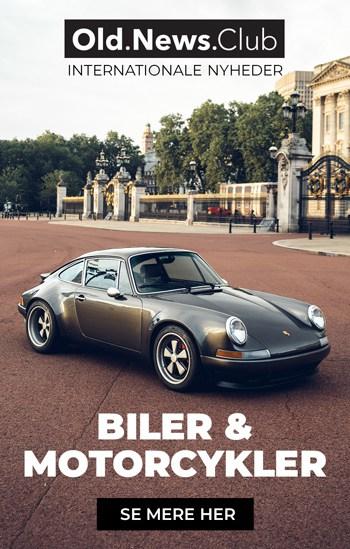Old News Club internationale nyheder om klassiske biler og motorcykler