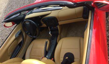 Porsche Boxster 986 full