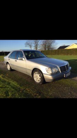 Mercedes-Benz S-Klasse (W140) 400se full