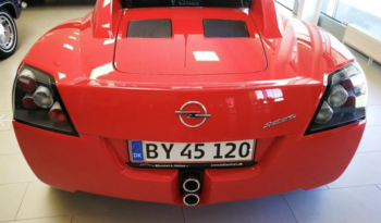 Opel Speedster 2,2 Cabr. full