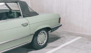 Mercedes-Benz SL-Klasse (R107) 450 SL full