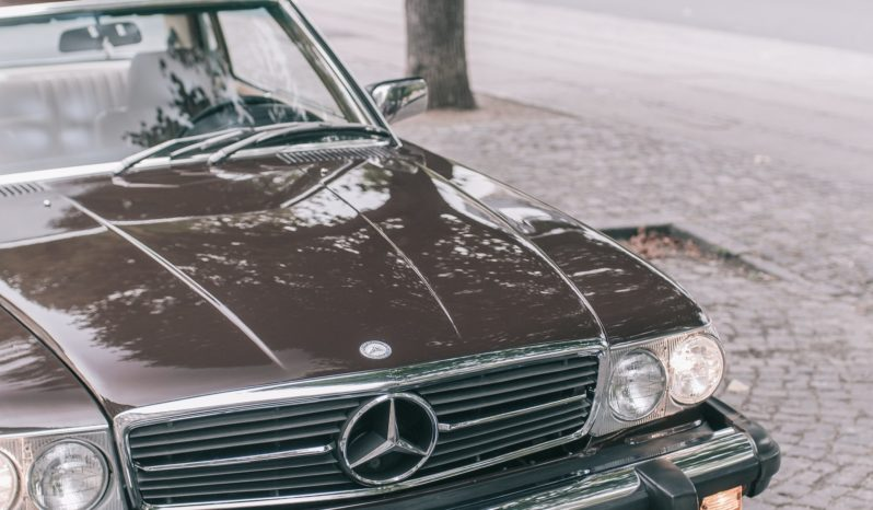 Mercedes-Benz SLC-Klasse (C107) 450 SLC full