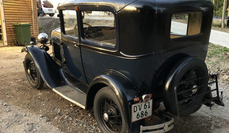 Ford A Tudor sedan full