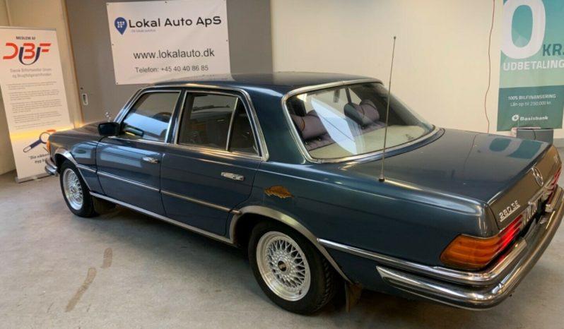 Mercedes-Benz 280-450 (W116) 280 SE full