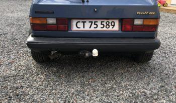 VW Golf 1,6 GL full