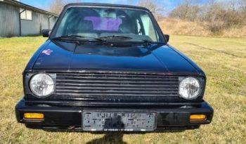 VW Øvrige Golf 1 cabriolet full