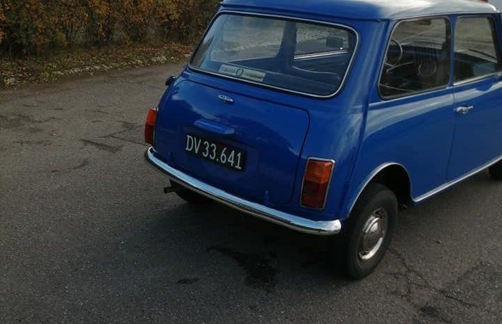 Austin (Mini) Øvrige Mini 850 full