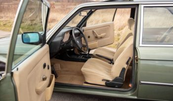 BMW 3-serie E21 323 I full