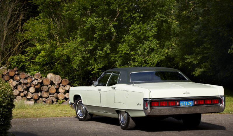 Lincoln Continental 1971 full