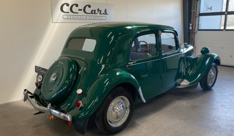 Citroën 11 Traction 1,9 Avant 11 BL full