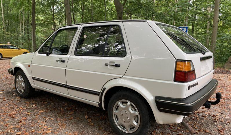 VW Golf Golf 2 AUT full