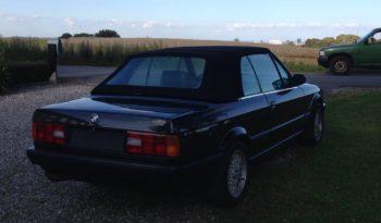 BMW 3-serie E30 325 i Cab full
