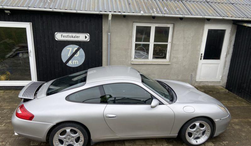 Porsche 911 996 coupe full