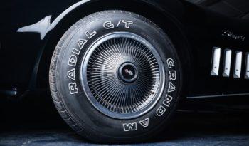 Chevrolet Corvette Stingray Cab full