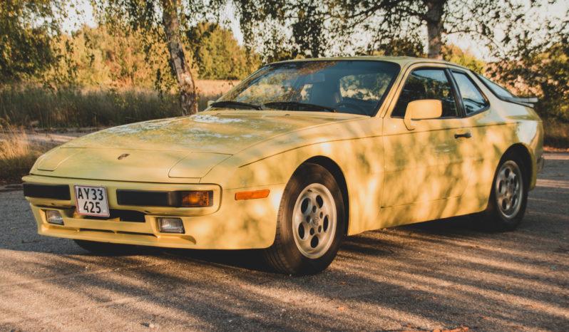 Porsche 944 S Targa full