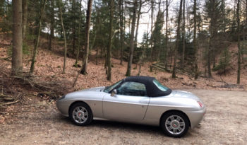 Fiat Barchetta 1,8 Roadster full