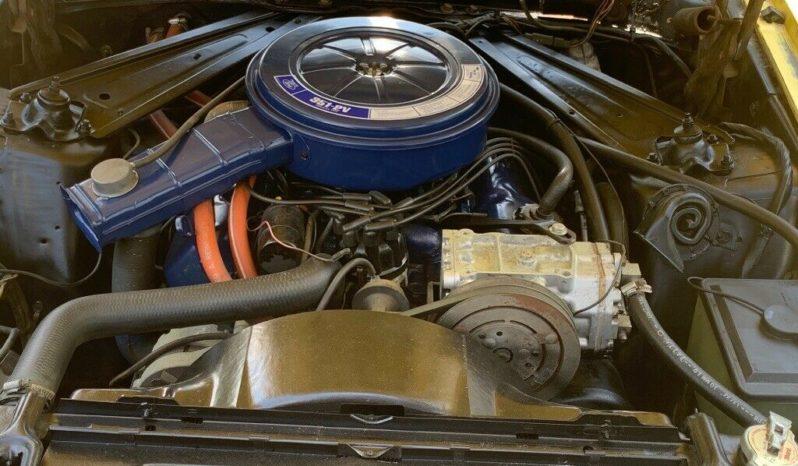 Ford Mustang 5.8L V8 Cabriolet full