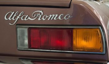 Alfa Romeo Spider 2000 Veloce full