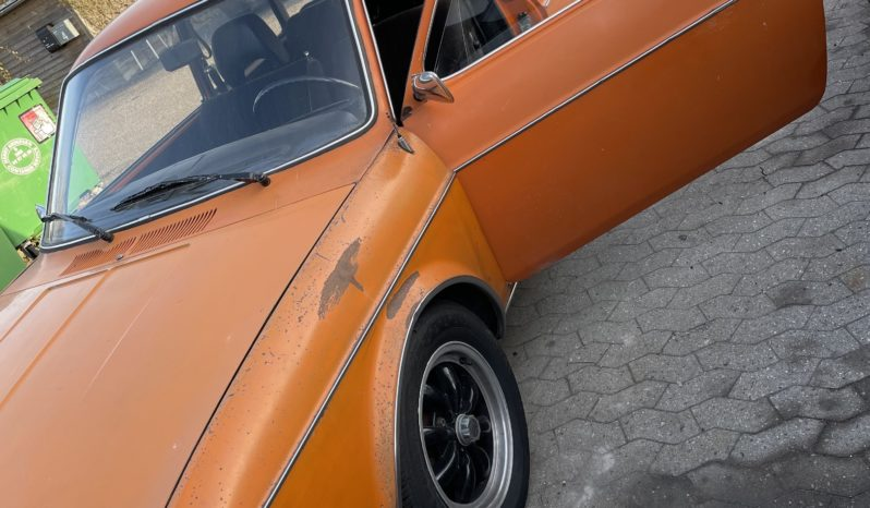 VW 411 412 Variant full