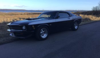 Ford Mustang 351 5.7L fastback full