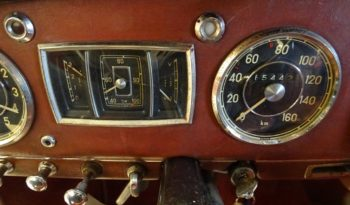 Mercedes-Benz 220 (W187) 2,2L full