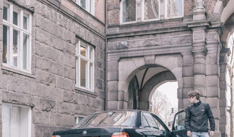 BMW 7-serie E38 740i full