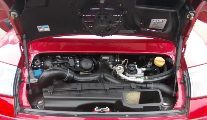 Porsche 911 996 turbo full