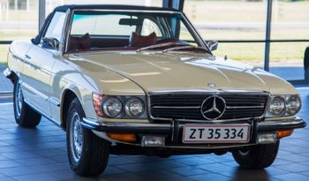 Mercedes-Benz SL-Klasse (R107) 450SL full