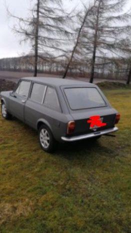 Fiat 128 st. car full