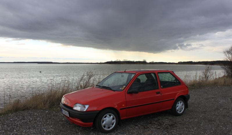 Ford Fiesta 1,3 full