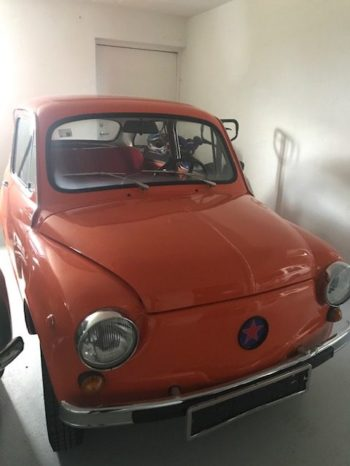Fiat 600 Zastava 850 full
