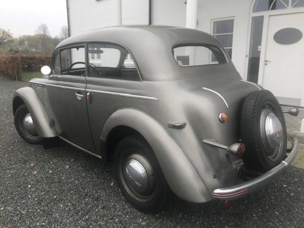 Opel Kadett 1939 full