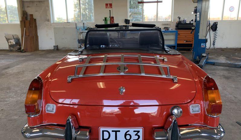 MG MGB roadster full