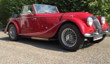Morgan Plus 4 DHC full